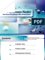 Materi 4 Kimdas - Persamaan reaksi.pdf