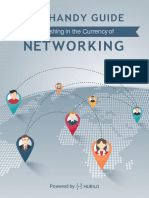 The Handy Guide to Cashing in the Currency of Networking