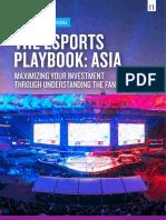 Nielsen Esports PlayBook Asia