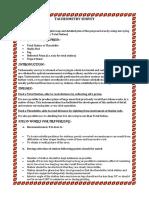Tacheometry Survey of Detailing