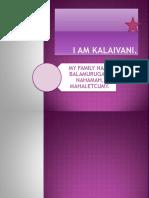i Am Kalaivani