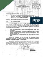 MC 067 (Grant of Monetization of Leave Credits) November 25,2015
