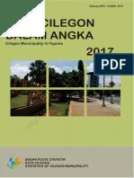 Kota Cilegon Dalam Angka 2017