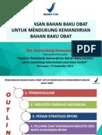 Bahan Presentasi Kebijakan Dan Regulasi BBO Final 15 Sept 16