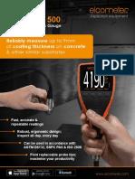Kit_500 Coating Thickness Gauge