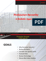 Perimeter Security Presentation