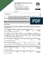 Jornada de Investigacion Tematica y Formacion