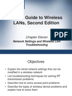 CWNA Guide to Wireless LANs Second Edition Chapter 11