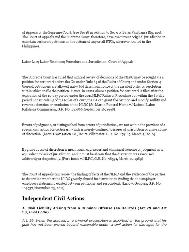 civpro | Lawsuit | Complaint