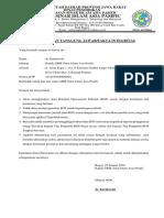 Format Pakta Integritas BOS