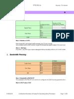 Iub TX Configuration Recommendation_IP RAN14 V1.1