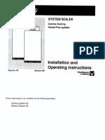 Britony System Installation Operating