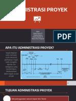 PPT - ADMINISTRASI PROYEK.pptx