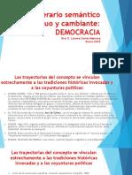 Concepto Democracia Maestría Iapj