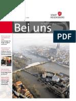 Stadt Regensburg - Bei uns 1/2018