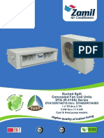 DYA (R-410A) Series_AHU catalogue