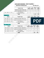 Jee Adv Mp7 Paper1