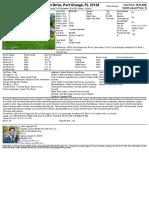 1858 Seclusion Drive Port Orange FL 32128