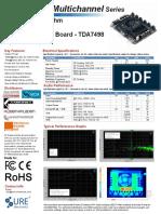 6 x 100Watt TDA7498 AA-AB34181 MidPowerMultiSeriesManual (1)
