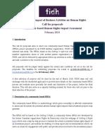 FIDH Call for Proposal COBHRIA 2018_EN