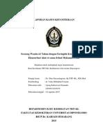 Laporan Kasus faringitis kronik
