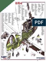 Grumman Global Hawk Drone