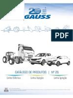 Catalogo Gauss