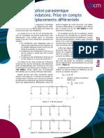 CMI 2012-3 - Conception Parasismique Des Fondations - Prise en Compte Des Déplacements Différentiels