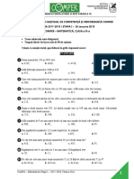Subiect Comper Matematica EtapaI 2017 2018 ClasaIII