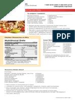 Uh Chicken Shawarma on Pita Recipe