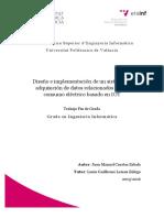 CUARTAS - Diseño e Implementación de Un Sistema de Adquisición de Datos Relacionados Con El Consu...