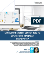 Microsoft System Center 2012 R2 Operations Manager Step by Step eBook