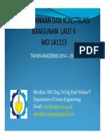 Perencanaan dan Konstruksi Bangunan Laut II silabus 2014-2019.pdf