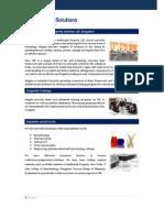 Brochure Trainings 2010
