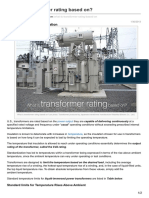 Electrical-Engineering-portal.com-What is Transformer Rating Based On