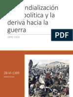 Tema 5 MundializacióndelaPolitica