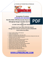 Cpnsonline Indonesia