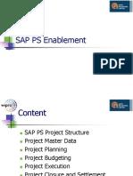 SAP PS Enablement