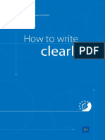 How to write clearly.pdf