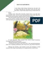 Cerita Fabel Semut Dan Kepompong