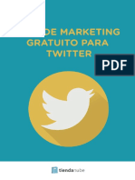 [E-book] Guía de Marketing Gratuito Para Twitter - Universidad Del Ecommerce de Tienda Nube