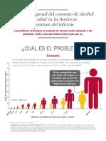 OMS - Situación regional del consumo de alcohol y la salud en las Américas