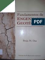 Livro - Fundamentos de Engenharia Geotécnica