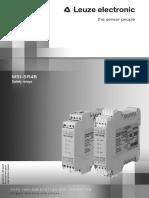 Technical Docu UM MSI-SR4B en 50124419 (1)