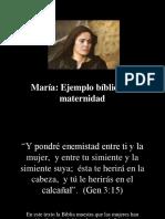 María - Por Robert Batista