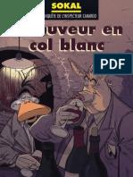 Canardo - Le Buveur en Col Blanc