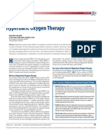 Hyperbaric Oxygen Therapy Compendium