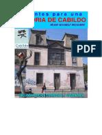 Historia de Cabildo Autor Hugo Alvarez Delgado (1)