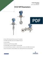 Flowmeter 2051CF