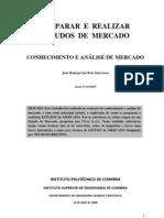 07 - Preparar e Realizar Estudos de Mercado